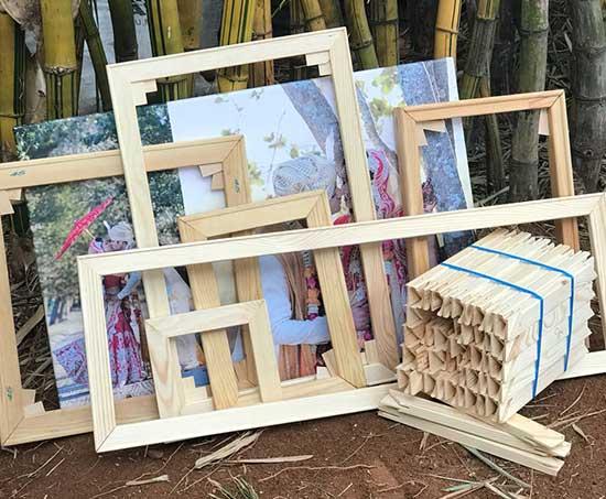 Stretch Canvas over Frames Affordable